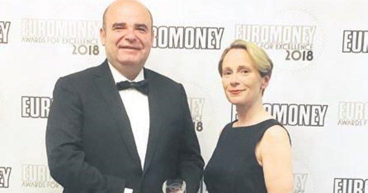Euromoney en iyi aracı kurum 'İş' dedi