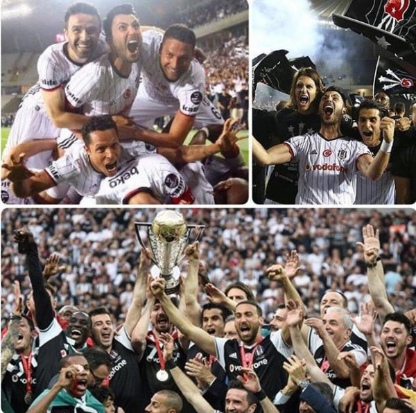 Futbol dünyasından yılbaşı mesajları