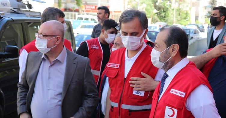 Şanlıurfa'da ilk yardım eğitim merkezi açıldı