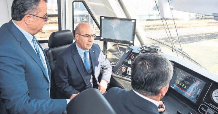 Adana-Toprakkale hızlı tren projesi