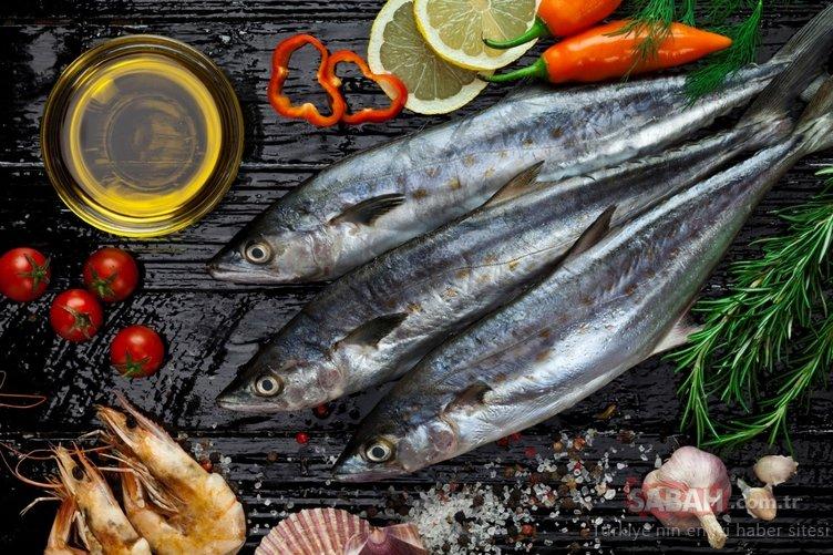 Yıllarca balığı rokayla yedik meğer çok yanlışmış! İşte balıktan maksimum fayda almanın yolları...