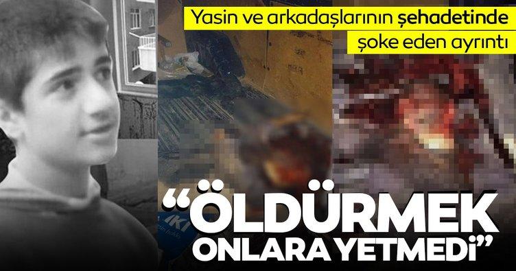 Son dakika haberi: Yasin Börü'nün yaralı kurtulan arkadaşı Yusuf Er o anları anlattı: Öldürmek bile onlara yetmedi!
