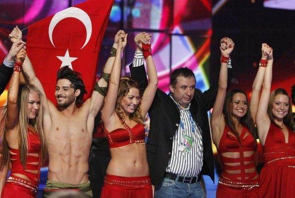 54. Eurovision Şarkı Yarışması Birinci Yarı Final