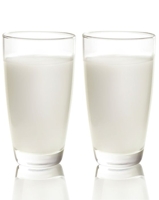 Oruçta susamamak için sahurda süt için