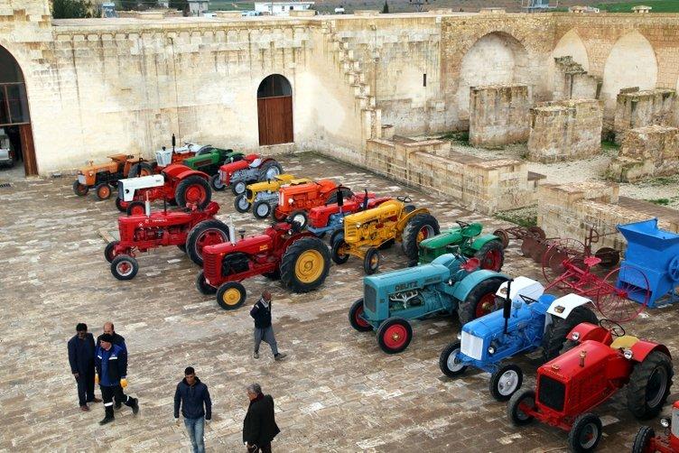 Bu müze tarım tarihine ışık tutuyor