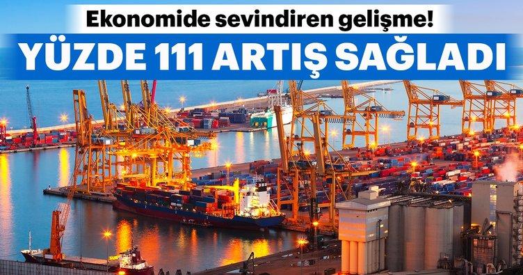 Ege'den Rusya'ya ihracatta yüzde 111 artış!