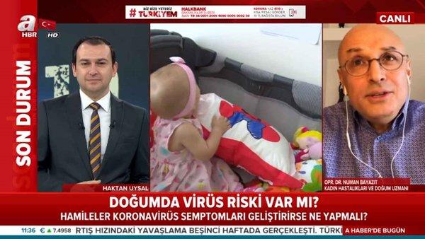Doğumda virüs riski var mı?