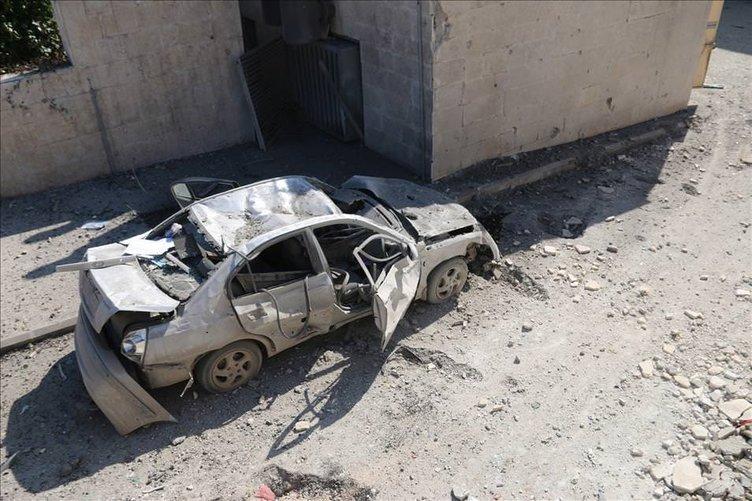 Rus uçakları İdlib'te sınır tanımayan doktorlara ait hastaneye saldırdı