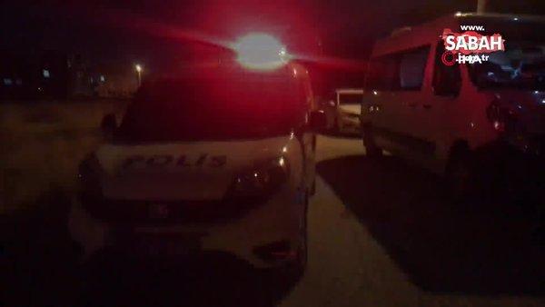 Konya'da birlikte yaşadığı kadın tarafından bıçaklanan şahıs öldü | Video
