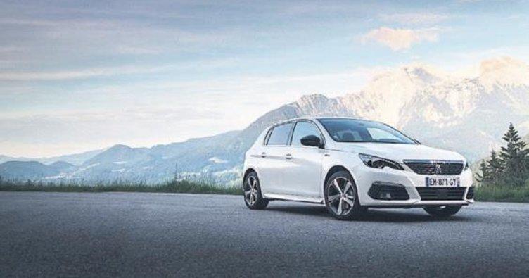 Peugeot'nun çok satan modeli 308 yenilendi