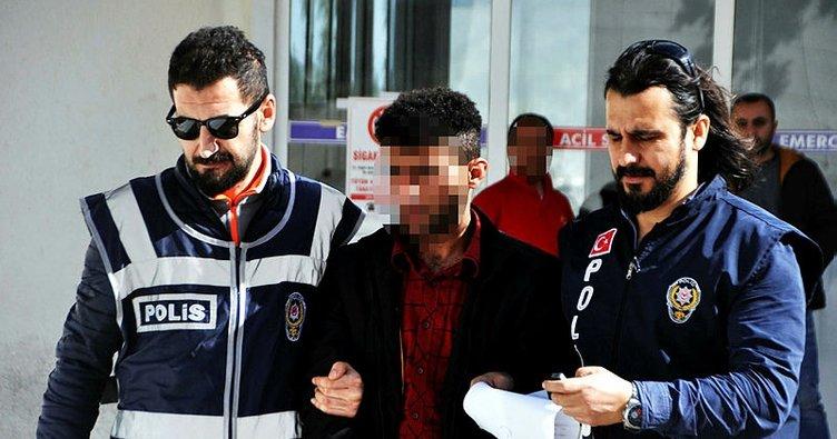 Bodrum'da PKK propagandası yapan kişiye tutuklama