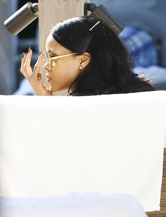 Rihanna partide!