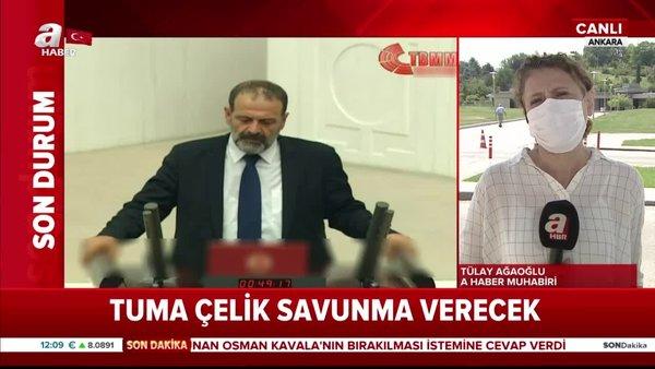 Son Dakika: Tecavüz skandalında HDP'li Tuma Çelik'in dokunulmazlığı kaldırılacak mı? TBMM'de bugün... | Video