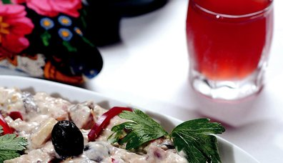 Olivye (Rus Salatası)