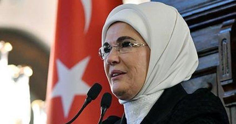 Emine Erdoğan, 19 Mayıs Atatürk'ü Anma, Gençlik ve Spor Bayramı'nı kutladı: