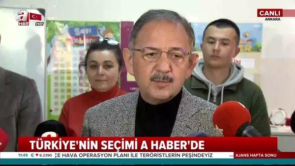 Mehmet Özhaseki oyunu kullandı: İlk açıklamalar