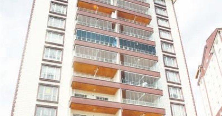 9'uncu kattan düşen çocuk öldü