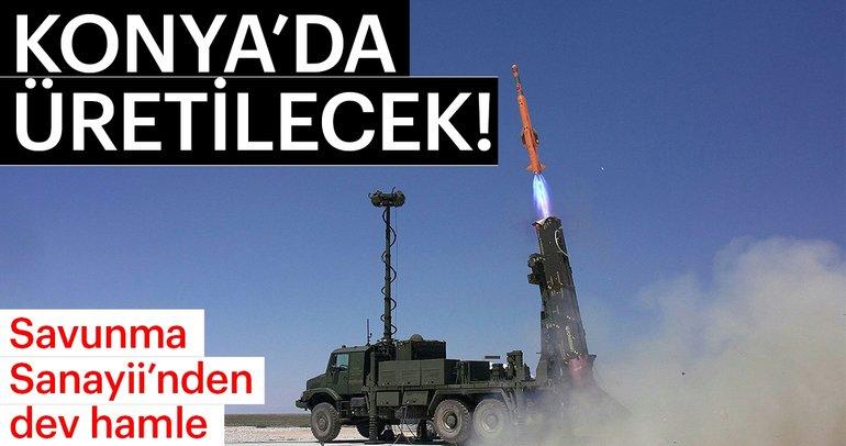 Aselsan ve Konya Savunma Sanayii AŞ ortaklığında! Savunma Sanayii'nin göz bebekleri Konya'da üretilecek...