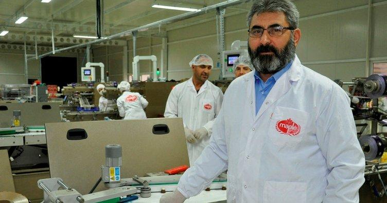 İnşaat işçisiydi, 17 ülkeye çikolata ihraç ediyor