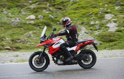 Suzuki, adventure sınıfı V-Strom serisinin en güçlüsü: DL1050