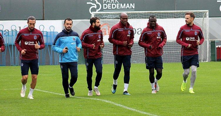 Trabzonspor, seri hasretini sonlandırmak istiyor