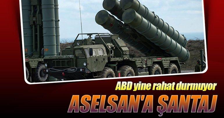 Aselsan'a ABD şantajı