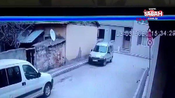 3 kadın güpegündüz ev soydu | Video
