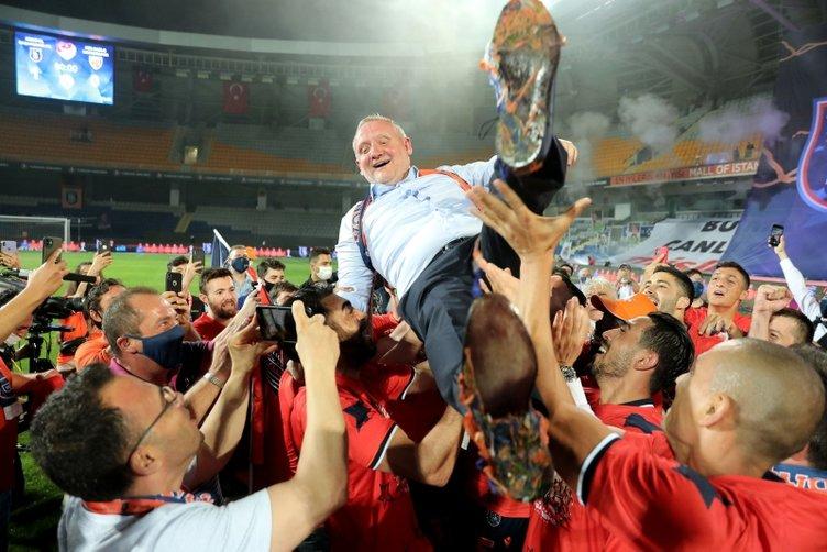 İşte Başakşehir'in Şampiyonlar Ligi'ndeki muhtemel rakipleri!