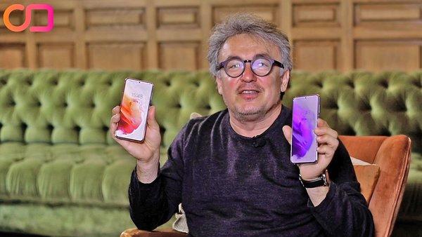 Samsung Galaxy S21 sizi yönetmen koltuğuna taşıyor! İşte Samsung Galaxy S21 ailesinin yeni özellikleri...