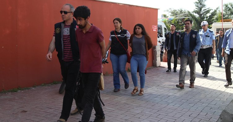 Kocaeli'ndeki PKK operasyonu: 12 kişi gözaltında