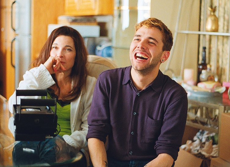 Mommy filminden kareler