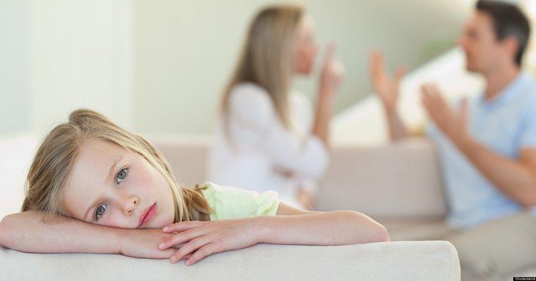 Ebeveynleri boşanmış çocukların çoğu evlenince boşanabiliyor!