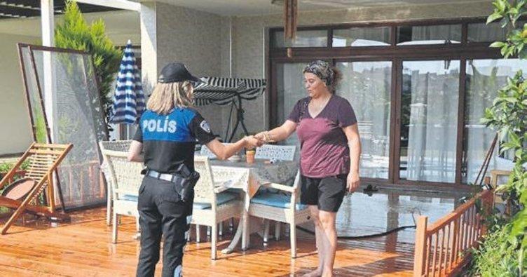 Polisten can seferberliği