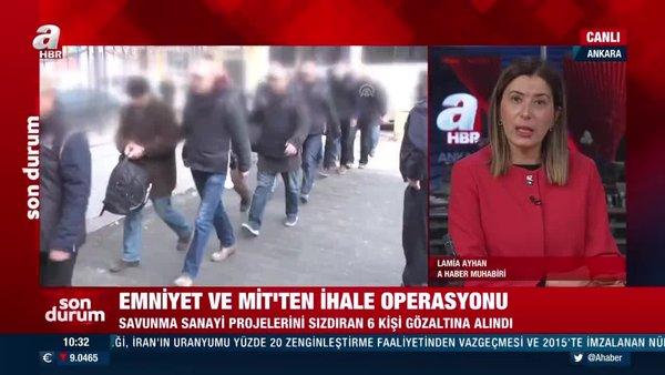 Son dakika:MİTveEmniyet'ten ortak operasyon! 6 kişi gözaltına alındı | Video