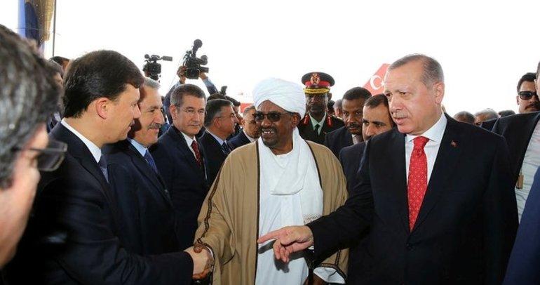 Cumhurbaşkanı Erdoğan, Sudanlı mevkidaşı ile görüştü