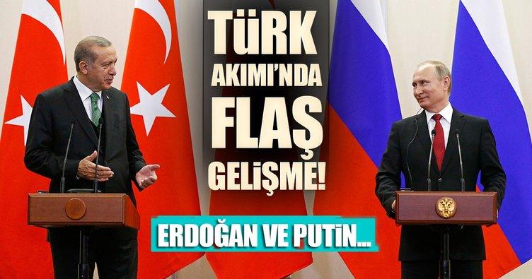 Türk Akımı'nda inşaat önümüzdeki günlerde başlıyor