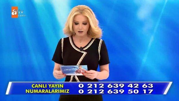Müge Anlı 24 Şubat 2021 Çarşamba Tamamı Tek Parça atv izle! Hülya Avşar'ın kızı Helen Avşar'ı kapıyı kırarak kaçıran... | Video
