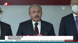 TBMM BaşkanıMustafa Şentop'tanDoğu Akdenizmesajı | Video