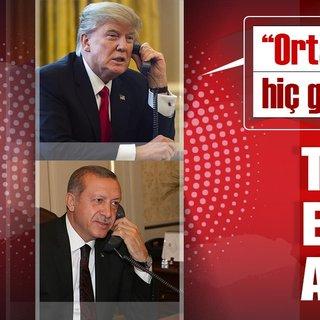 Son dakika: Trump ile Erdoğan görüşecek!