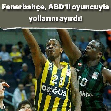 Fenerbahçe, James Nunnally ile yollarını ayırdı