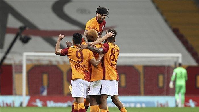 Galatasaray'ın şampiyonluk ihtimalleri nedir? 2021 Süper Lig'de GS Galatasaray nasıl şampiyon olur? - Son Dakika Galatasaray Haberleri 14
