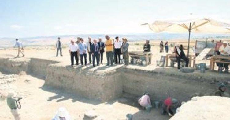 Amasya'da 2.500 yıllık keşif