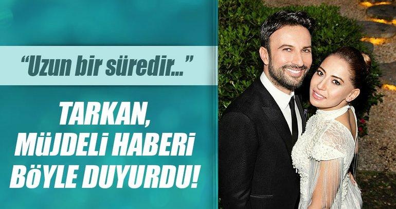Tarkan'ın eşi Pınar Dilek hamile