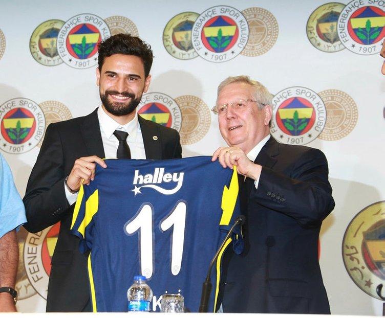 Fenerbahçe'den transfer taarruzu