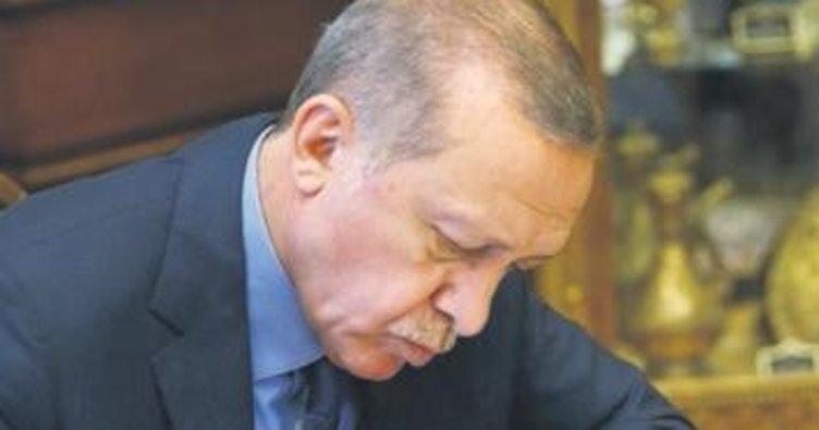 Başkan Erdoğan: Bürokrasiyi azaltın