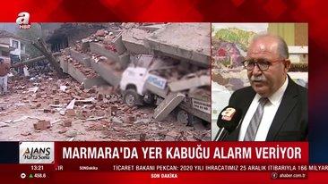 Son Dakika Haberleri | Marmara Depremi'nin eli kulağında! 7.5'e varabilecek depremler... | Video