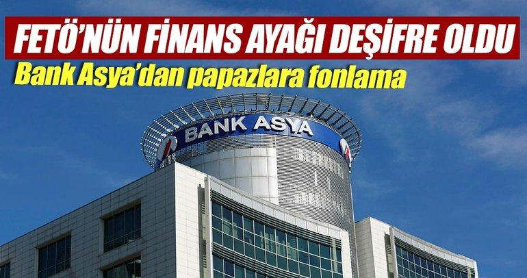 FETÖ'nün finans ağı deşifre oldu