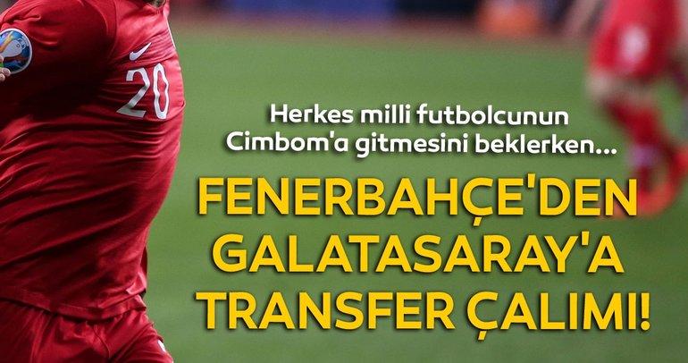 Son dakika Fenerbahçe transfer haberleri! Fenerbahçe'den Galatasaray'a Deniz Türüç çalımı!