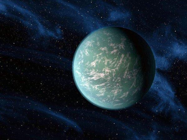 Dünya'nın ikizi: Gliese 581