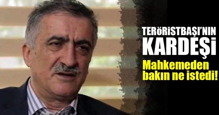 Kutbettin Gülen mahkemeden bakın ne istedi!